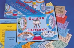 Career Odyssey Board Game